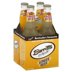 Barritts Ginger Beeer, Original (6x4x12 OZ)