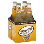 Barritts Ginger Beeer, Original (6x4x12 OZ)