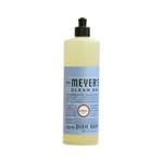 Mrs. Meyers Bluebell Liquid Dishwashing Soap (1x16 Oz)