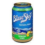 Blue Sky Lemon Lime Soda (4x6 PK)