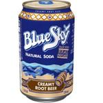 Blue Sky Natural Root Beer Soda (4x6 PK)