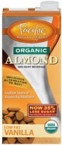 Pacific Natural Naturally Almond Vanilla Low Fat Beverage (12x32 Oz)