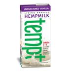Living Harvest Vanilla Hempmilk Unsweetened (12x32 Oz)