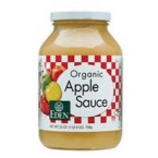 Eden Foods Applesauce (12x25 Oz)