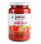 Jovial Whole Peeled Tomatoes (6x18.3 Oz)