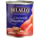 De Lallo Crsh Tom In Juice (6x28OZ )