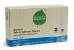 Seventh Generation Free & Clear Fabric Softner Sheets (12x80 CT)