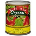 Muir Glen Ground Peeled Tomato (12x28 Oz)