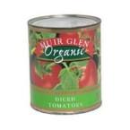 Muir Glen Diced Tomato (12x28 Oz)