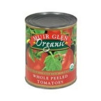 Muir Glen Whole Peeled Tomato (12x28 Oz)