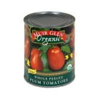 Muir Glen Whole Peeled Plum Tomato (12x28 Oz)