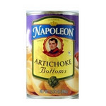 Napoleon Artichoke Bottoms (12x13.75Oz)