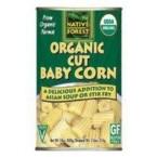 Native Forest Cut Baby Corn (6x14 Oz)