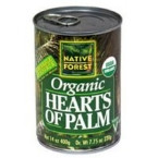 Native Forest Hearts of Palm (12x14 Oz)