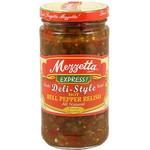 Mezzetta Express Deli-Style Zesty Bell Pepper Relish (6x12Oz)
