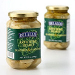 De Lallo Marinated Artichoke Hearts (12x6 Oz)