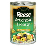 Reese Artichoke Hearts Grain  (12x14Oz)