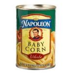 Napoleon Whole Baby Corn (12x15Oz)
