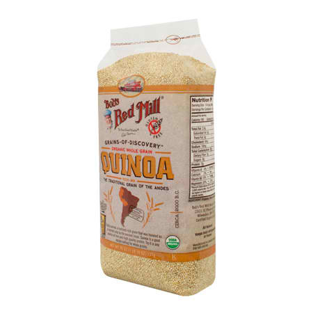 Bob's Red Mill Quinoa Grain (1x25LB )
