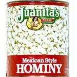 Juanitas Foods Hominy (6x105OZ )