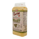 Bob's Red Mill Millet Hulled (4x28OZ )