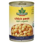 Bioitalia C Hickory Peas (12x14OZ )