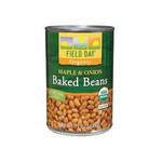 Field Day Maple & Onion Baked Beans (12x15Oz)