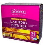 Biokleen Premium Plus All Temperature Laundry Powder (1x5 Lb)