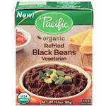 Pacific Natural Foods Rfrd Blackbean Veg (12x13.6OZ )