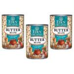 Eden Foods Butter Lima Beans (12x15 Oz)