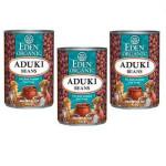 Eden Foods Adzuki Beans Can (12x15 Oz)