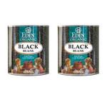 Eden Foods Black Beans (Turtle) (12x29 Oz)