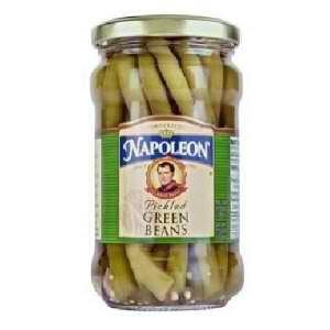 Napoleon Co. Pickled Green Beans (12x12OZ )