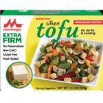 Mori Nu Silken Tofu Extra Firm Tetra (12x12.3 Oz)