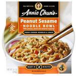 Annie Chun's Peanut Sesame Noodle Bowl (6x9.1 Oz)