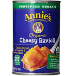 Annie's Cheesy Ravioli (12x15 Oz)