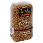 De Lallo Elbows Whole Wheat Pasta #52 (16x1 LB)