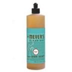 Meyers Basil Liquid Dish Soap (6x16 Oz)