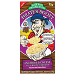 Pirate's Booty Anchors, Aged White Cheddar (12x6 OZ)