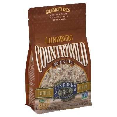 Lundberg Countrywild Rice (6x1LB )