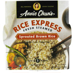 Annie Chun's Rice Express Sprouted Brown Rice (6x6.3 Oz)