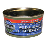 Wild Planet Wild Sockeye Salmon (12x6OZ )