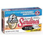 Manischewitz Skinless/Boneless Sardines NSA (12x4.25 Oz)