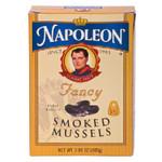 Napoleon Co. Mussels Smoke (1x3.66OZ )