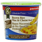 Pastariso Brn Rice Mac Cheese Cup (6x2OZ )