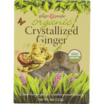 Ginger People Crystallized Ginger (12x4 Oz)