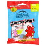 Yummy Earth Gummy Bears (12x2.5OZ )