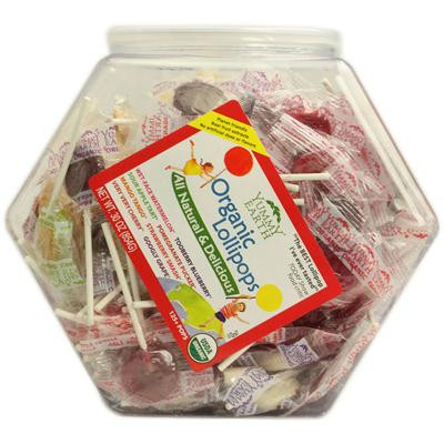 Yummy Earth Lollipop Counter Bin (1x150 CT)