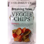 The Daily Crave Veggie Chips (6x6 Oz)