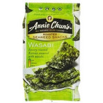 Annie Chun's Seaweed Snack Wasabi (12x0.35Oz)